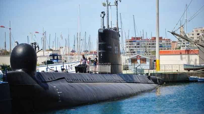 Delfin Submarino Museo