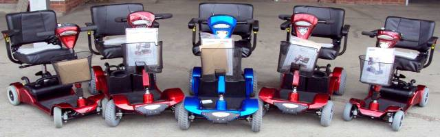 Mobility Scooter Hire, Benidorm
