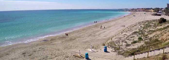 Campoamor Beaches