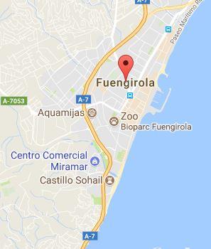 mapa de fuengirola