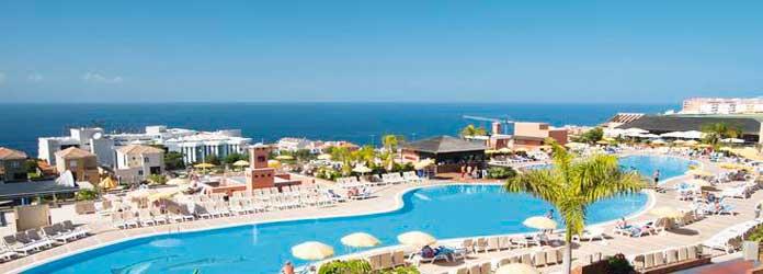 Summer weather in en Tenerife