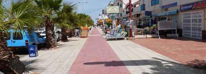 Cabo Roig Strip