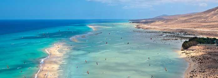 Sotavento Playa Fuerteventura