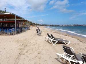 ponent beach, salou