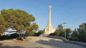 Cruz del Descubrimiento, Santa Ponsa