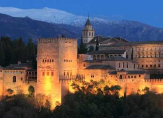 andalucia alhambra