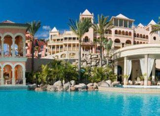 Hoteles en Tenerife