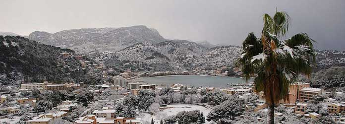 Tiempo en Mallorca en Diciembre