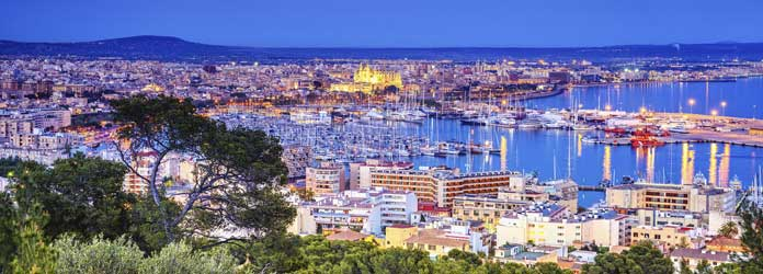 Palma de Mallorca City