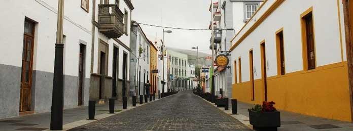 Valverde Streets, El Hierro