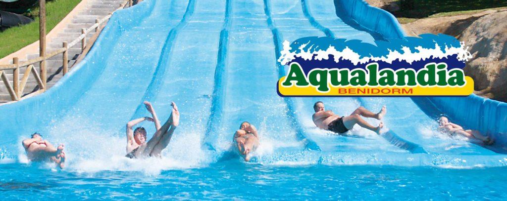 Aqualandia Slides