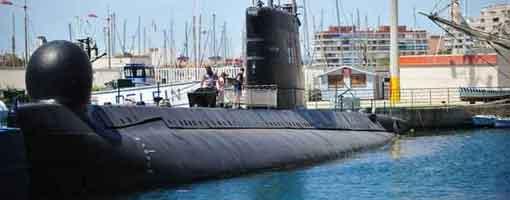 Delfin Museo Submarino
