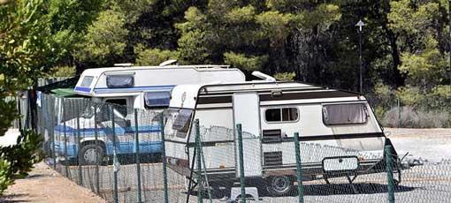 Instalaciones de Camping facilties