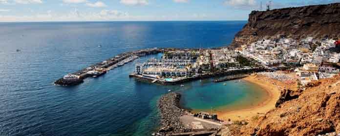 El tiempo en Gran Canaria en abril
