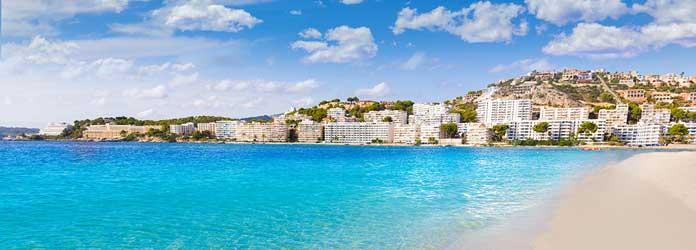 Mallorca temperatura del Mar, Marzo