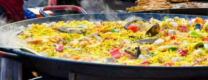 Spanish Food,