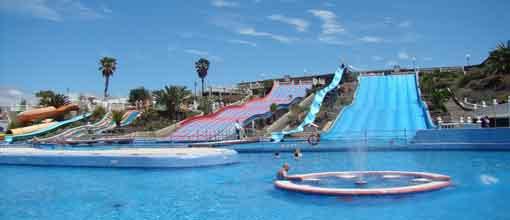 Costa Teguise Aqua park