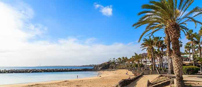 Weather in Lanzarote in January