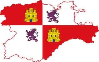 Castile and León Flag