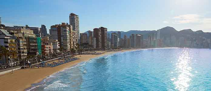 Weather in Benidorm in May 2020