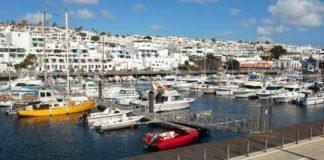 Lanzarote Weather May, Puerto del Carmen