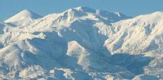 White Mountains, Crete May
