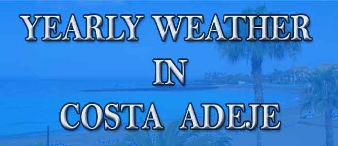 Weather in Costa Adeje, Tenerife