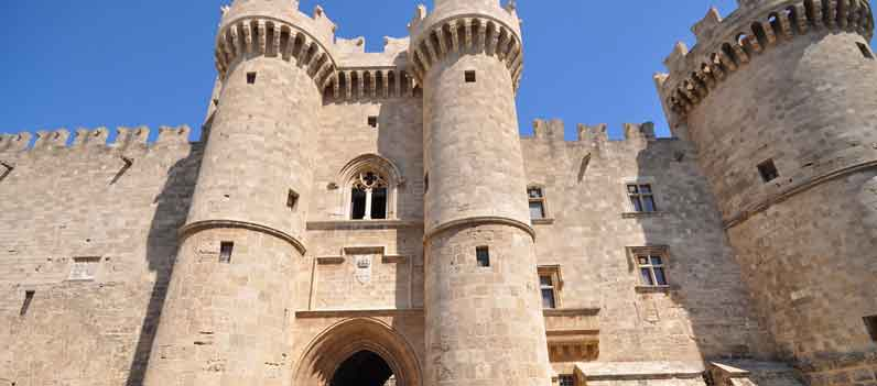 Grand Master's Palace, Rhodes