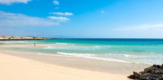 fuerteventura beach weather may