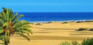 gran canaria weather may