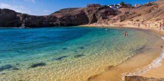 October Weather Lanzarote