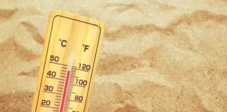 Where Is Hot In March?